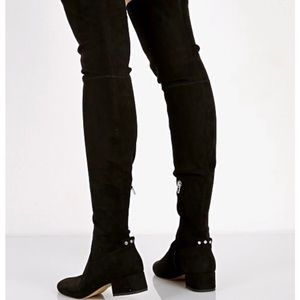 Dolce vita jimmy over the knee boot